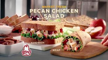 Arby's Market Fresh Pecan Chicken Salad TV Spot - Thumbnail 9