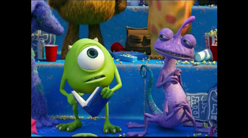Subway TV Spot, 'Monsters University' [Spanish] - Thumbnail 1