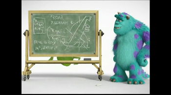 Subway TV Spot, 'Monsters University' [Spanish] - Thumbnail 7