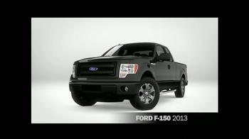 2013 Ford F-150 TV Spot, 'Mira' [Spanish] - Thumbnail 9