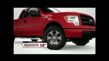 2013 Ford F-150 TV Spot, 'Mira' [Spanish] - Thumbnail 4