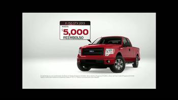 2013 Ford F-150 TV Spot, 'Mira' [Spanish] - Thumbnail 7