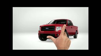 2013 Ford F-150 TV Spot, 'Mira' [Spanish] - Thumbnail 8