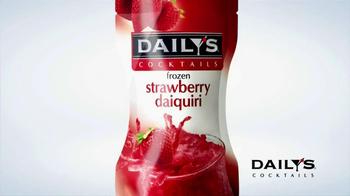 Dailys Cocktails Strawberry Daiquiri TV Spot - Thumbnail 1