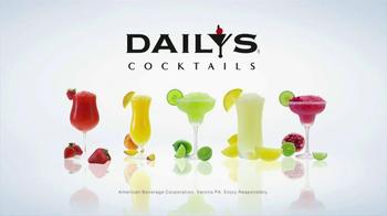 Dailys Cocktails Strawberry Daiquiri TV Spot - Thumbnail 9
