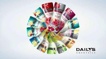 Dailys Cocktails Strawberry Daiquiri TV Spot