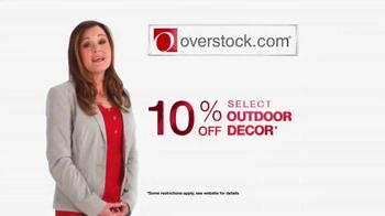 Overstock.com Memorial Day Sale TV Spot - Thumbnail 1