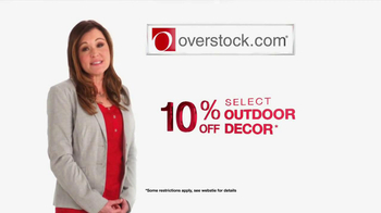 Overstock.com Memorial Day Sale TV Spot - Thumbnail 2