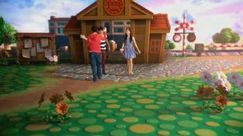 Animal Crossing: New Leaf TV Spot, 'Your Town' - Thumbnail 8