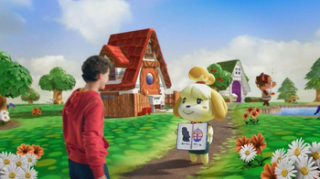Animal Crossing: New Leaf TV Spot, 'Your Town' - Thumbnail 3