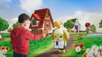 Animal Crossing: New Leaf TV Spot, 'Your Town' - Thumbnail 4