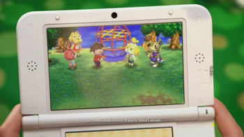 Animal Crossing: New Leaf TV Spot, 'Your Town' - Thumbnail 5