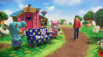 Animal Crossing: New Leaf TV Spot, 'Your Town' - Thumbnail 6