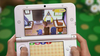 Animal Crossing: New Leaf TV Spot, 'Your Town' - Thumbnail 7
