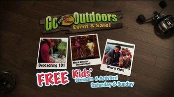 Bass Pro Shops Go Outdoors Event TV Spot 'Shorts' - Thumbnail 10