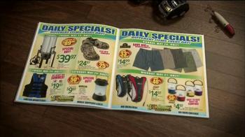 Bass Pro Shops Go Outdoors Event TV Spot 'Shorts' - Thumbnail 4