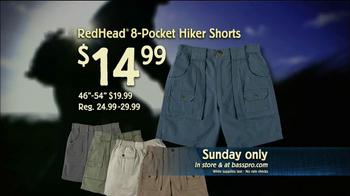Bass Pro Shops Go Outdoors Event TV Spot 'Shorts' - Thumbnail 5
