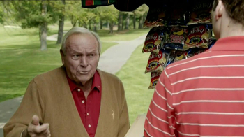 USGA TV Spot, 'Snack Truck' Featuring Arnold Palmer - 39 commercial airings
