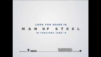 Sears One Day Sale TV Spot, 'Man of Steel' - Thumbnail 8