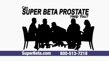 Super Beta Prostate TV Spot, 'Frequent Urges'
