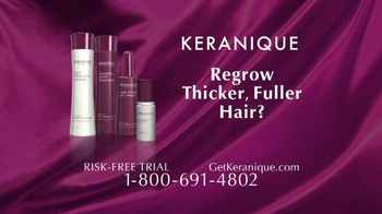 Keranique TV Spot, 'Stop Hair Loss' - Thumbnail 4