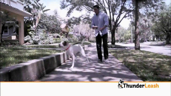 Thunder Leash TV Spot, 'Leash Pulling' - Thumbnail 1