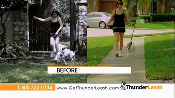 Thunder Leash TV Spot, 'Leash Pulling' - Thumbnail 3