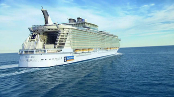 Royal Caribbean Cruise Lines TV Spot, 'Zip Line' Song by Flo Rida - Thumbnail 1