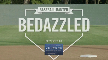 Capital One TV Spot, 'Baseball Banter: Bedazzled' - Thumbnail 1