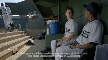 Capital One TV Spot, 'Baseball Banter: Bedazzled' - Thumbnail 5
