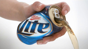 Miller Lite Punch Top Can TV Spot, 'Let it Flow' - Thumbnail 6