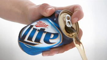 Miller Lite Punch Top Can TV Spot, 'Let it Flow' - Thumbnail 7