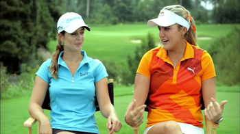 LPGA TV Spot, 'Best Smile' Featuring Beatriz Recari and Lexi Thompson - Thumbnail 9