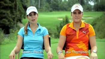 LPGA TV Spot, 'Best Smile' Featuring Beatriz Recari and Lexi Thompson