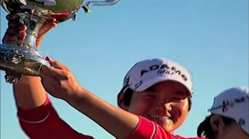 LPGA TV Spot, 'Best Smile' Featuring Beatriz Recari and Lexi Thompson - Thumbnail 7