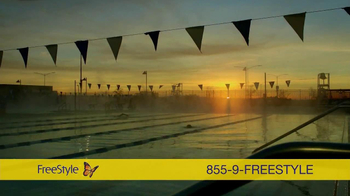 FreeStyle Freedom Lite TV Spot - Thumbnail 1