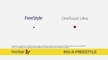 FreeStyle Freedom Lite TV Spot - Thumbnail 5