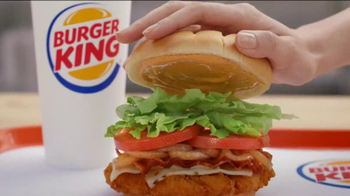Burger King Chipotle Chicken Sandwich TV Spot, 'Aliens' - Thumbnail 2