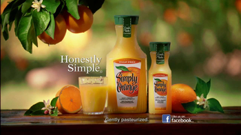 Simply Orange TV Spot, 'Plant Tour' - Thumbnail 10