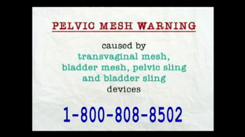 AkinMears TV Spot, 'Pelvic Mesh Warning' - Thumbnail 1