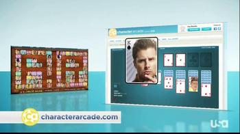 USA Network Character Arcade  TV Spot - Thumbnail 4