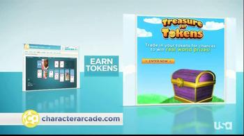 USA Network Character Arcade  TV Spot - Thumbnail 5