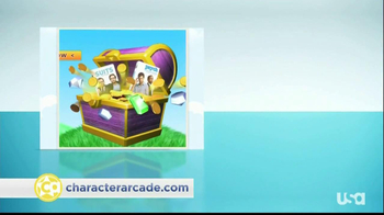 USA Network Character Arcade  TV Spot - Thumbnail 6