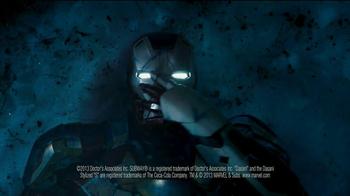 Subway TV Spot, 'Iron Man 3' Featuring Robert Downey, Jr. - Thumbnail 2