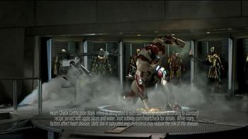 Subway TV Spot, 'Iron Man 3' Featuring Robert Downey, Jr. - Thumbnail 6
