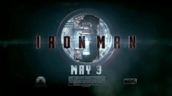 Subway TV Spot, 'Iron Man 3' Featuring Robert Downey, Jr. - Thumbnail 7