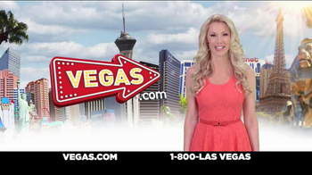Vegas.com TV Spot, 'One of a Kind City' - 164 commercial airings