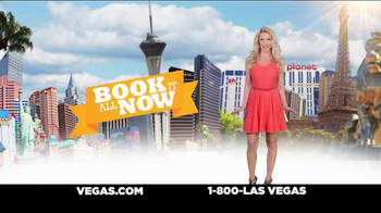 Vegas.com TV Spot, 'One of a Kind City' - Thumbnail 7
