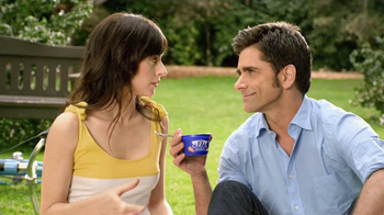 Oikos TV Spot, \'You Could Do Better\' Featuring John Stamos