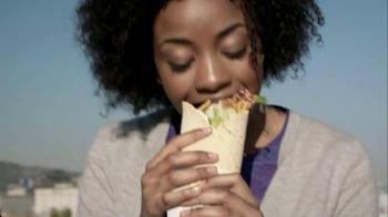 McDonald's Premium McWrap TV Spot, 'One Bite' - Thumbnail 10